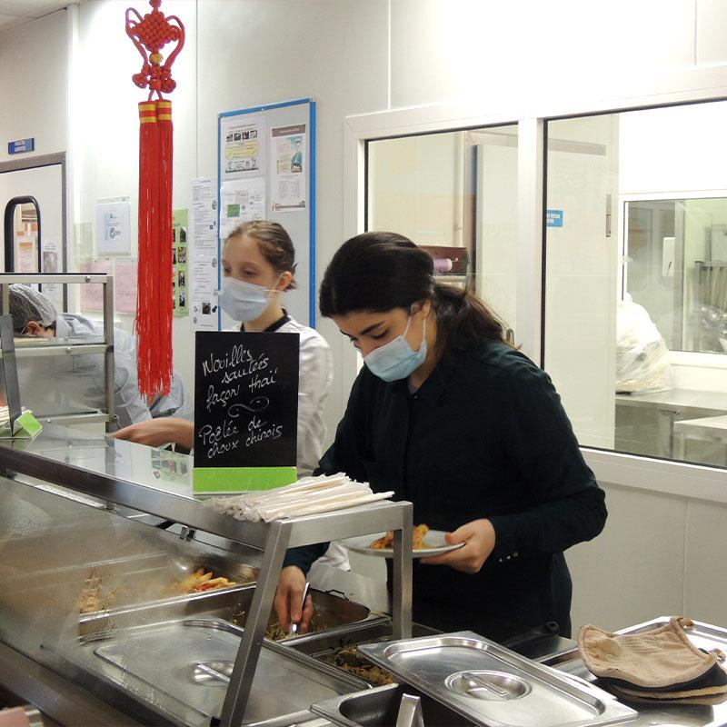 service restauration