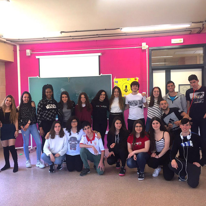 Erasmus en Espagne 2019