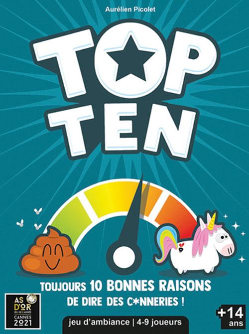 Jeu Top Ten